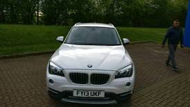 BMW X1 2.0 18d xLine xDrive 5dr face lift with censors automatic with Gold cover and guard x