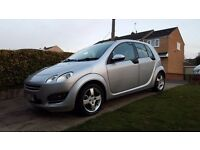 **Christmas deals**smart forfour 1.3 tiptronic 2005