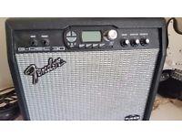 Fender g dec amp