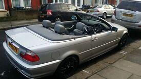 BMW 318i bmw cabrio
