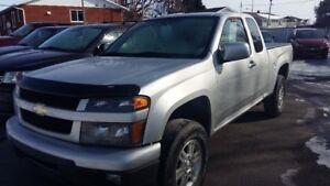 2010 Chevrolet Colorado LT,4x4,4cyl,Automatique,Climatiseur,Ens