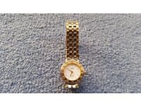 Women Quartz Watch, Stainless Steel, Gold & Silver Colour, Good condition, Contact me asap,Cheap £5
