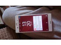 Sony z3 on Vodafone