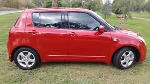 2005 Suzuki Swift Hatchback Wodonga Wodonga Area Preview
