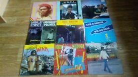 83 x reggae welton irie / lacksley castell / lone ranger / bob andy / prince evrol / freddie mckay