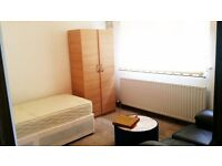 Large Double Room only £115/W