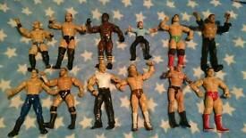 Wwe wrestling bundle set 7