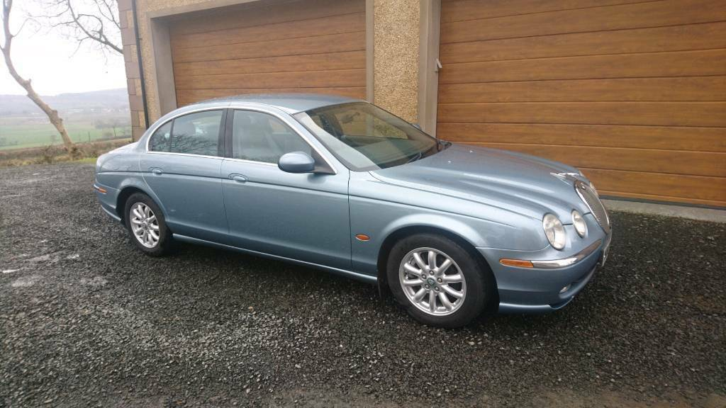2004 s type jaguar 2 5 v6 auto petrol in ballyclare county antrim gumtree. Black Bedroom Furniture Sets. Home Design Ideas