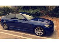 BMW 3 SERIES 318D M SPORT NEW SHAPE