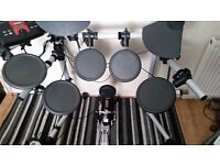 Yamaha DTXplorer Electronic drumkit