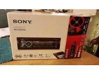 Sony MEX-N6001BD Bluetooth, DAB, CD, USB, aux