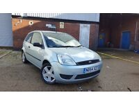 2004 Ford Fiesta 1.4 Flame FULL MOT Clean Ideal First Car Corsa Clio Peugeot 206 307 Astra New Shape