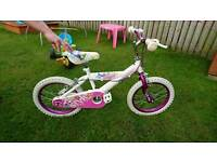 Huffy 16inch Bike girl
