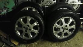 Vauxhall sportive alloys