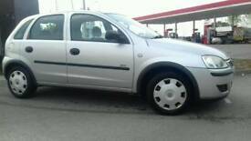 2005 corsa 1.2 116.000 no mot runs perfect clean car