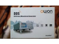 OWON Arbitrary Waveform Function Generator AG1022 125Msa/S 14bits 25Mhz