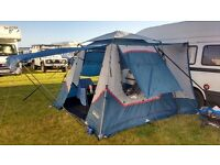 Quest Elite quick erect camper/motorhome awning