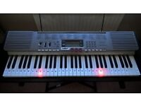 Casio LK-230 Keyboard (with light up keys) £70 **Perfect for Christmas**