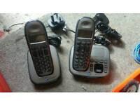 Bt cordless answer phone