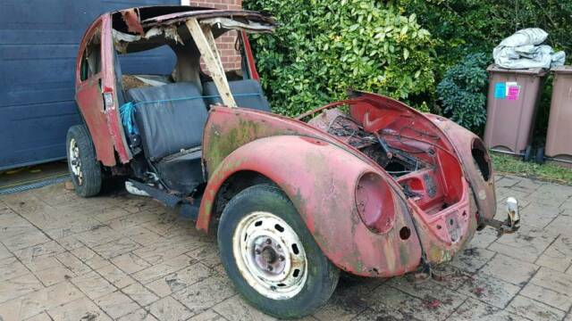 VW Beetle Chassis 1967 with V5 kit car beach buggy | in Reading, Berkshire  | Gumtree
