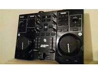 Decks USB laptop mixer