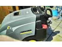 Karcher HDS 7/10 4 latest model steam cleaner pressure washer.