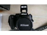26 OPTICAL ZOOM !!Nikon Digital Bridge Camera