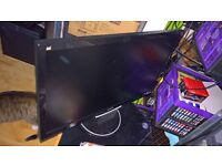 """Viewsonic 27"""" 1080p Gaming Monitor with 75Hz Refresh Rate - Speakers - HDMI, DisplayPort and VGA"""