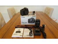 Canon EOS 1300 D with EF-S 18-55 III Kit