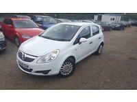 Vauxhall Corsa 1.3 CDTi 16v Life 5dr, 1 YEAR MOT, FSH, PARKING SENSORS, HPI CLEAR, 2 KEYS