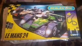Brand New Sealed Le Mans 24 Scalextric