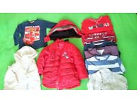 Boys' Winter Clothes Bundle (3 yrs) - ONLY £7