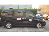 Citroen Dispatch 7 seater/wheelchair hackney black cab taxi (Low Miles)
