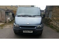 Ford Transit 2004 Automatic Special Edition *Long MOT*