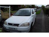 Vauxhall astravan envoy cdti euro4 2004 1.7 diesel 2 door