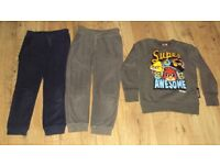 CLOTHES FOR BOYS 5-6 YEARS