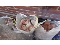 **FREE** BAGGED RUBBLE