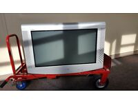 Sony 32 inch tv and stand