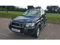 LEFT HAND DRIVE AUTOMATIC FREELANDER TD4 IN SOUTH EASET LONDON