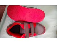 Boys Clarks shoes size 13. 5