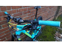 Santa Cruz Nomad Carbon CC MK 3 2016 Large DVO Diamond Fox FLOAT X2