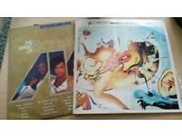 2 LP'S BONEY M & DIRE STRAITS