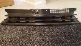 De-badged front grill for mk4 golf