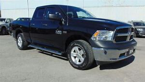 2014 Ram 1500 QUAD CAB SXT 4X4 - CLEAN CARPROOF