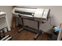 Roland SP-300v Eco Solvent Printer & Cutter Mimaki Sign Making banners vinyl