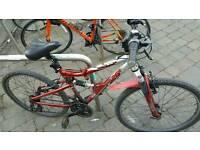 For sale is ladies Apollo mountain bike.