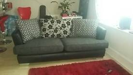 DFS Zest 3 Seater Sofa