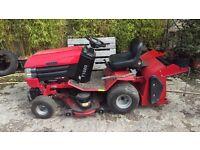 Westwood t1600 tractor ride on lawnmower mower rideon