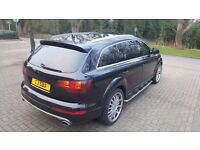 Audi Q7 Limited Edition 3.0 TDI Tiptronic 2007 LE Very Low Miles 64K Panoramic Sunroof 7 Seater