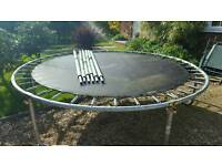 8ft Trampoline for sale